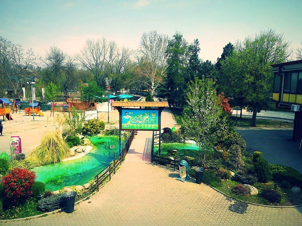 Скопје ЗОО со чисти езера и нови зелени катчиња