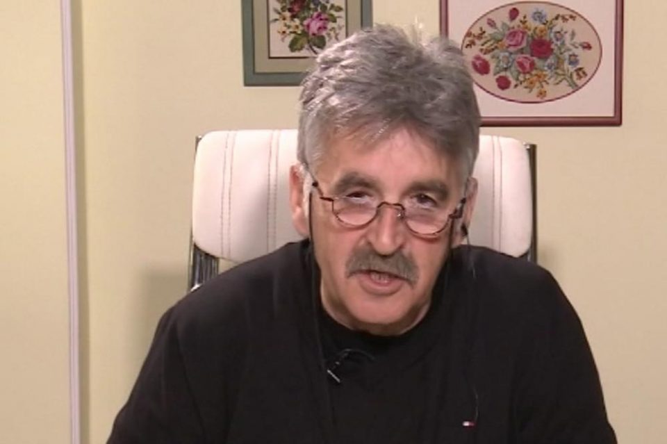 "По операцијата, Драган Стојковиќ Босанац се врати на снимањата на ""Ѕвездите на Гранд"""