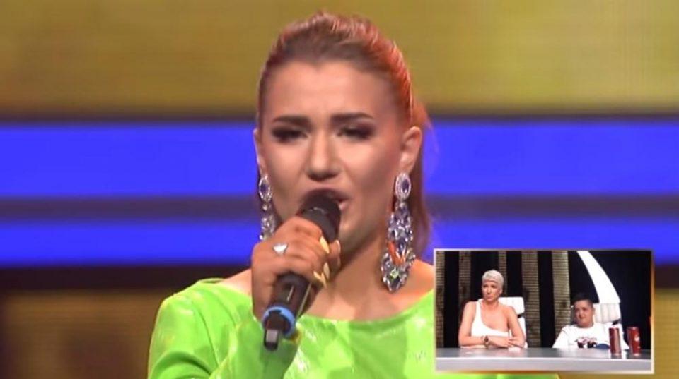 """Учесничка во """"Ѕвездите на Гранд"""" го измами Саша Поповиќ"""
