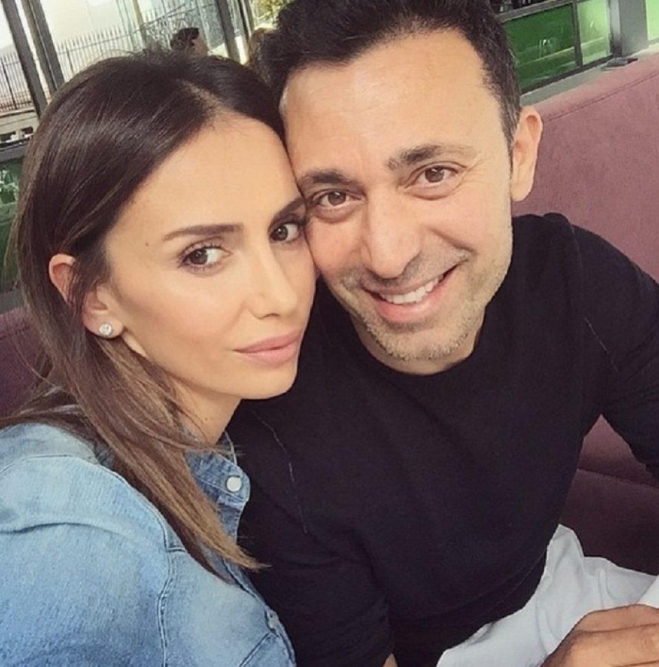Поранешниот сопруг на Емина Јаховиќ фатен во јавност со новата девојка (фото + видео)