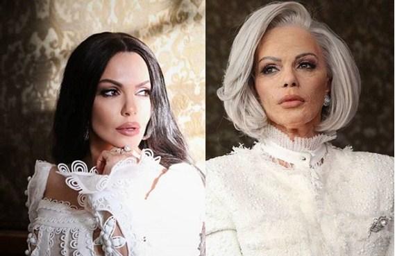 """Не е можно: Бугарската пејачка Галена """"преку ноќ"""" остаре!? (ФОТО)"""