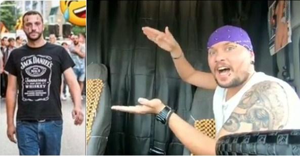 """Чикашкиот камионџија го начека """"на волеј"""" и Павле Богоевски: Пециво во кокаинот! (ФОТО)"""