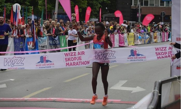 Ова се победниците на Скопскиот маратон