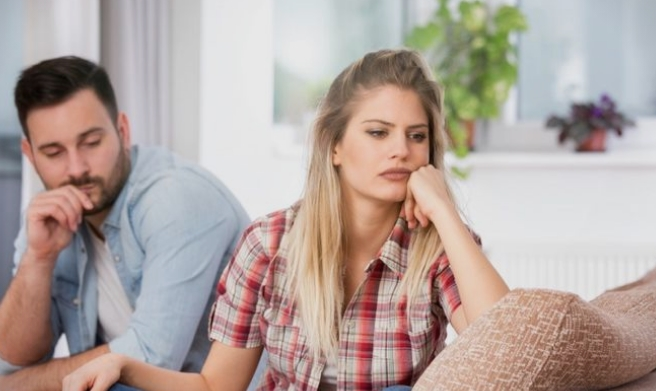 Ова покажува дека на вашиот партнер му недостасува бившата