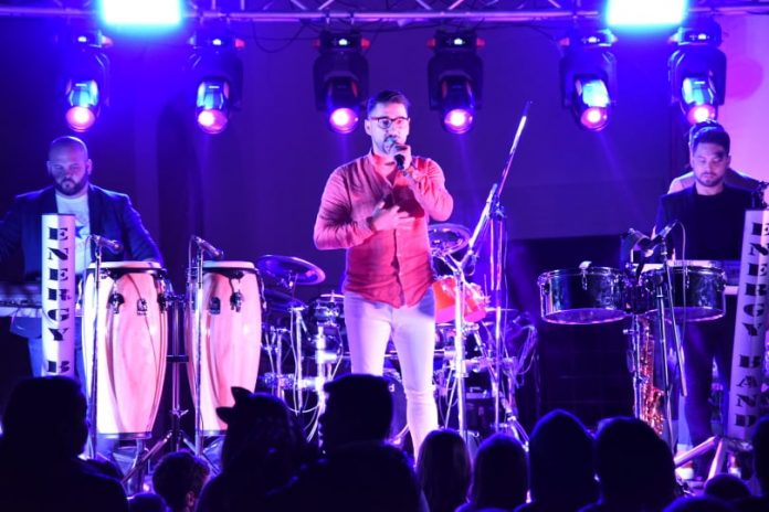 Ѓоко Јовиќ со Енерџи Бенд го наполнија Валандово кое пулсира фестивалски