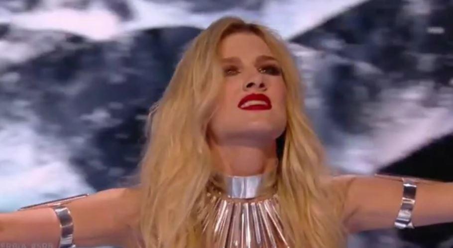 Конечно откриено: Еве колку поени и даде македонската публика на српската претставничка на Евровизија