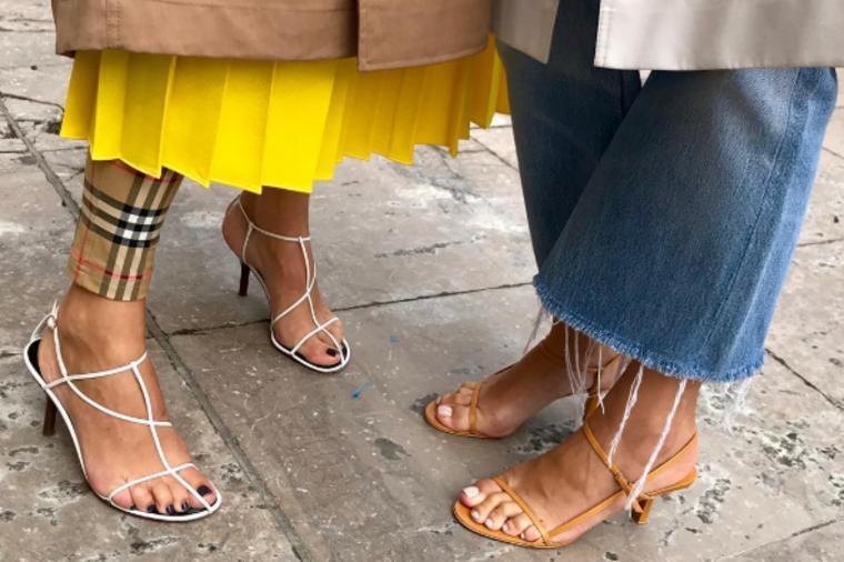 Овие сандали се моден хит: Идеални за топлите днови кои следуваат (фото)