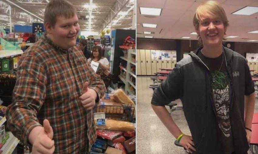 Неговата приказна воодушеви многумина: Тинејџер изгуби повеќе од 45 килограми благодарение на пешачење