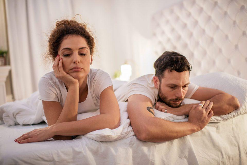 Исповед на брачини партнери кои откриваат зошто немаат секс