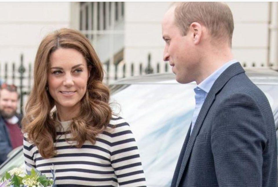 Кејт Мидлтон и принцот Вилијам го запознаа синот на Меган Маркл и Хари