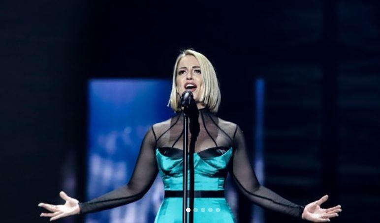Официјално отварање на Евровизија: Вака изгледаше македонскиот евровизиски тим на портокаловиот килим