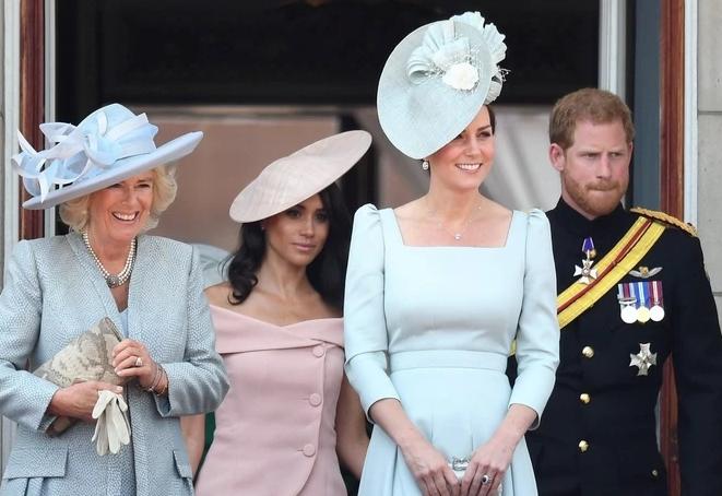 Кралското семејство денес слави: Меган Маркл се породила во тајност!?