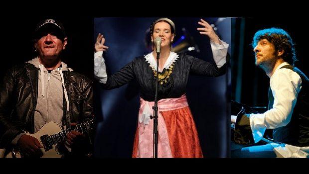"""Влатко Стефановски, """"Љубојна"""" и Дуке Бојаџиев со концерти на """"Охридско лето"""""""
