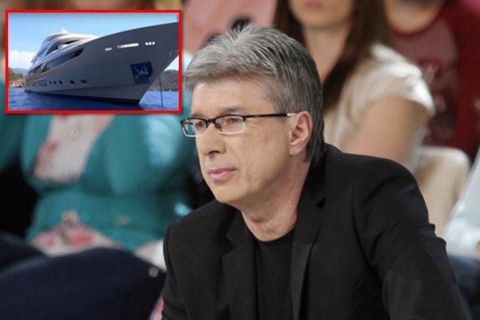 Саша Поповиќ купил јахта од  милион евра: Ќе се шокирате што се' поседува (ФОТО)