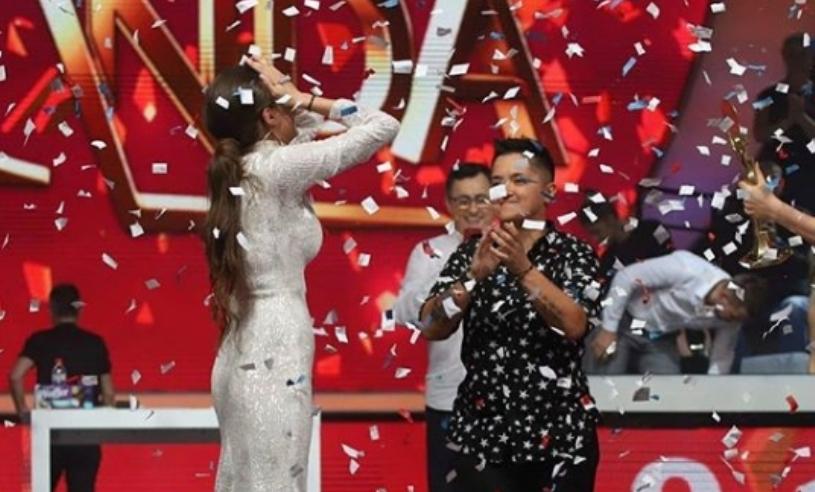 """Гласовите на публиката пресудија: По 14 години победи девојка во """"Ѕвездите на Гранд"""" (фото)"""