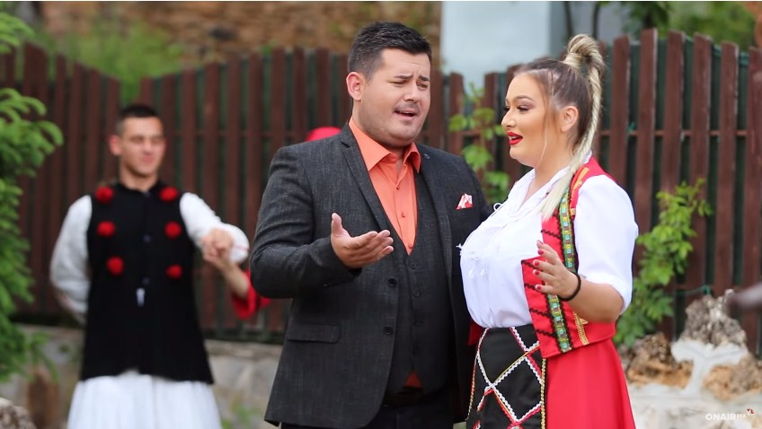 """Елена Јовческа и Далибор Ѓошиќ во еден глас – """"Љубовта не родила"""" (ВИДЕО)"""