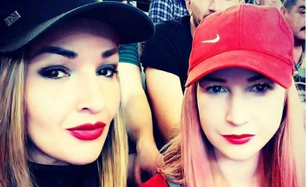 Тие се раритет во македонскиот ТВ етер: Александра и Елена – две сестри на различни телевизии (ФОТО)
