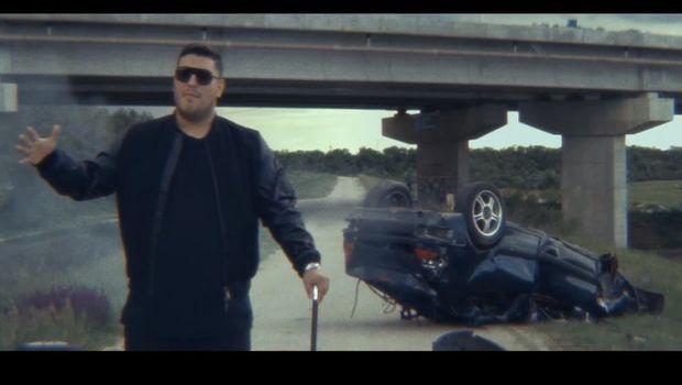 Дарко Лазиќ ја објави првата песна по тешката сообраќајна несреќа (видео)