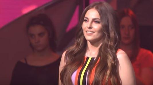 Џејла Рамовиќ со песна од Тамара Тодевска го покори жирито во регионалното музичко шоу (видео)