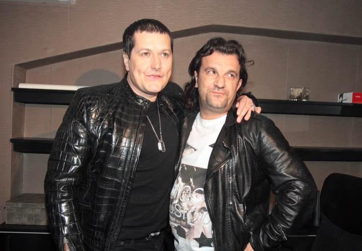 """Пукна пријателството меѓу Аца Лукас и Ацо Пејовиќ, а причината за """"војната"""" е пејачката Маја Беровиќ"""