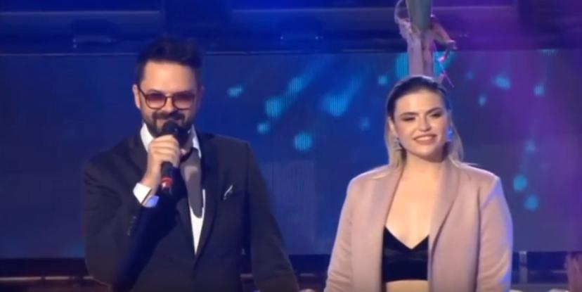 """Уште една Македонка на чиј талент се гордееме: Лина Пејовска со заедничкиот настап со Петар Грашо влезе во супер финале на """"Ѕвезди –летен хит"""" (видео)"""