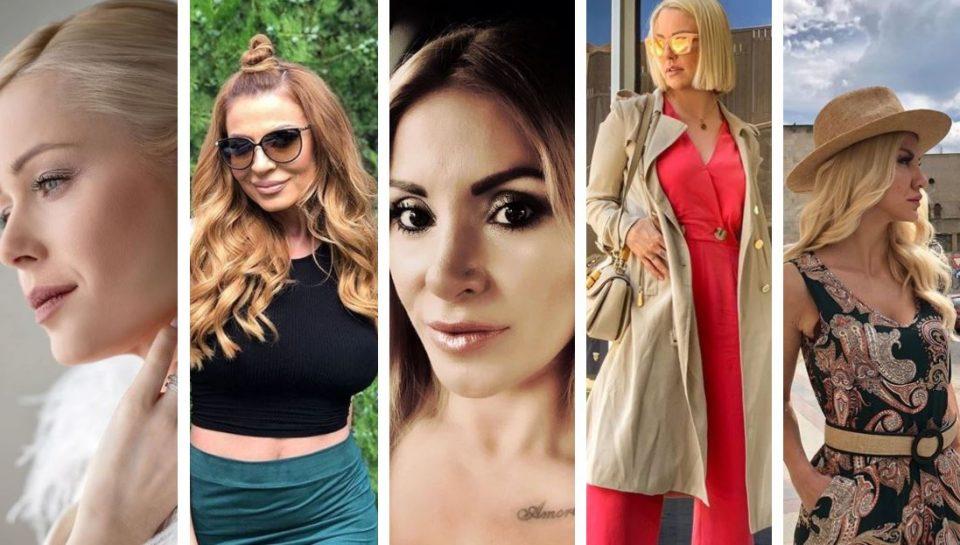 """Лоба, Елена Велевска, Гавазова, Тамара и Марјана Станојковска на """"мета"""" кај Саша Видиќ – еве што имаше да каже дизајнерот за нашите дами"""
