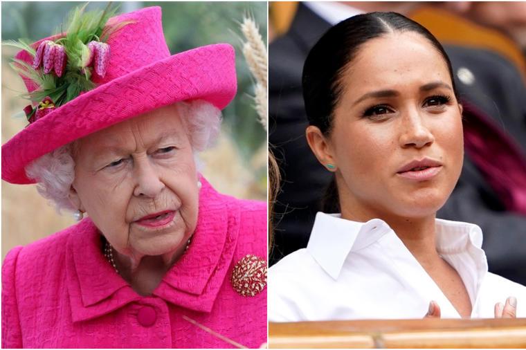 Меган Маркл е очајна: Новото правило на кралицата ја изненади војвотката