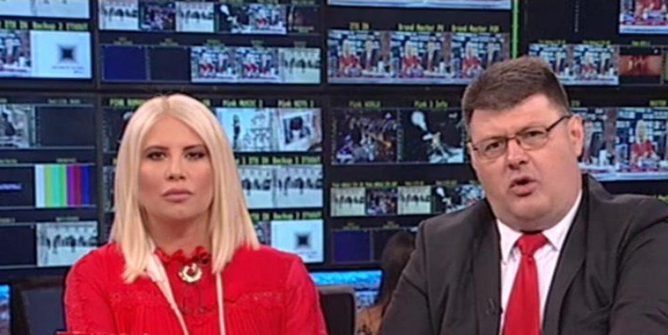 "По пет месеци водителката на ""Пинк"", Деа Ѓурѓевиќ се врати на ТВ екраните (фото)"