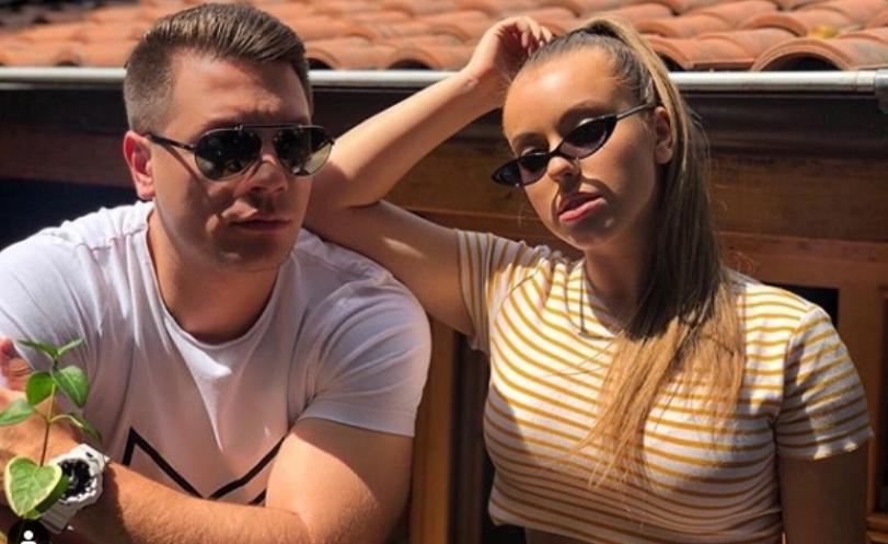 Необичниот и секси изглед на Антониа Гиговска предизвика лавина коментари, но најжесток беше оној од саканиот (фото)