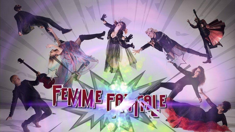 """Femme Fatale"" во летен клуб ""Епицентар"""