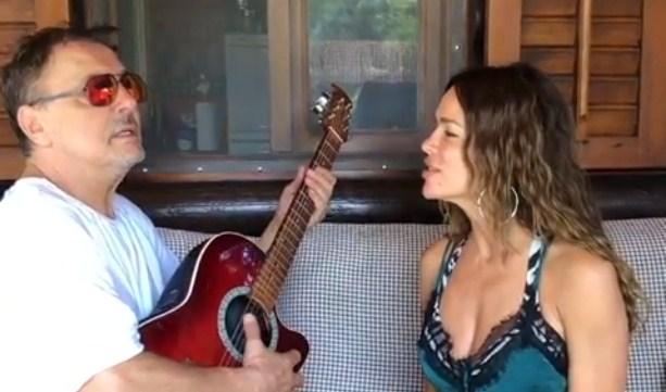 Вака пеат Кеба и Северина во дует: Свекорот по снаата се штима! (ВИДЕО)