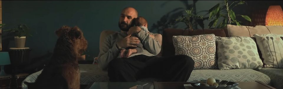 """Тони Зен со новороденото синче во """"Тишина"""" (ВИДЕО)"""