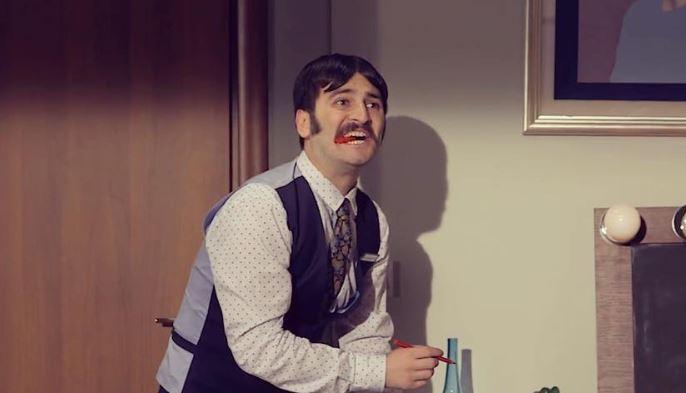 """Сите го знаете по улогата на Талат во """"Преспав"""", а вака ќе изгледа Дритон Вејсели за неколку години"""