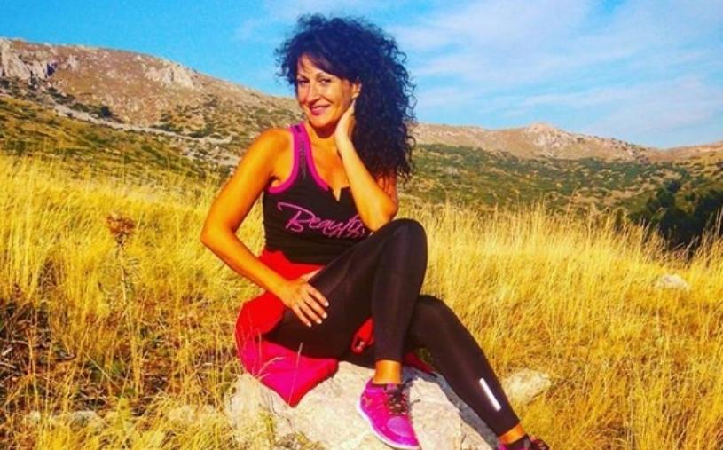 Ирена Спировска го достигна врвот: Водителката во поинаква летна авантура (фото)