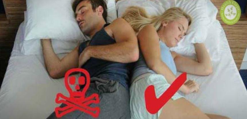 Спијте на левата страна: Тоа може да ви го промени животот