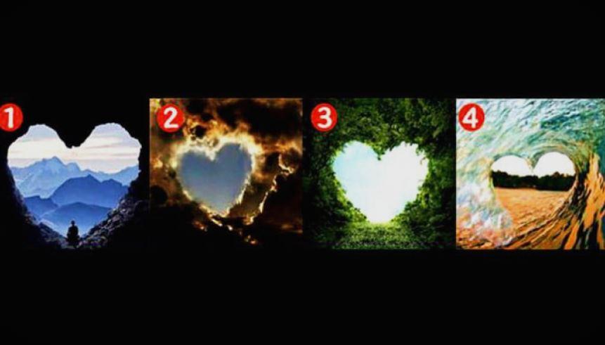 Тест кој ќе открие какви сте во љубовта: Одберете една фотографија и дознајте