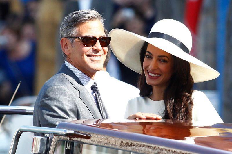 Џорџ и Амал Клуни: Брачните проблеми надминати, познатата двојка повторно чека близнаци!