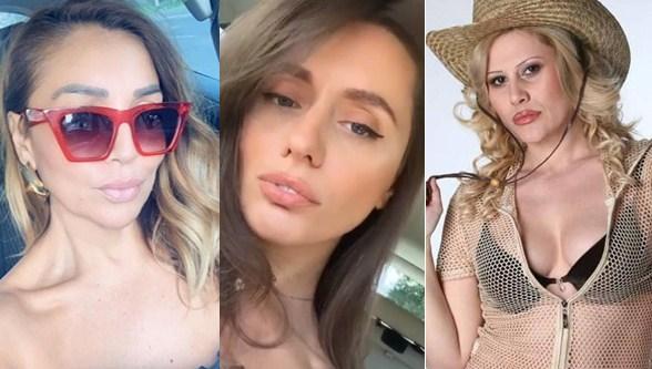 Лила, Љупка Митрова и Ирена Спасовска – три убавици како секси тигрици: Секоја од нив по ист избор посегна, само на која најдобро и легна?  (ФОТО)