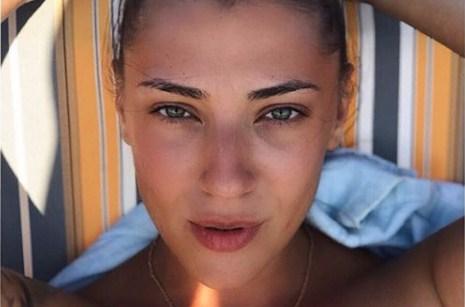 """Елена Миленковска момчето го остави без воздух: """"Диши малку, убавице"""" (ФОТО)"""