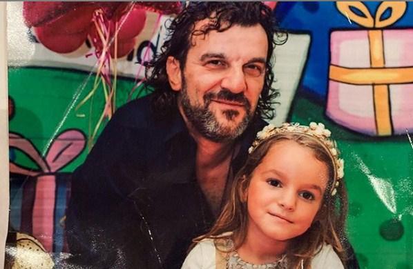 Срцепарателно: Аца Лукас најмногу ја сака неа, неговата мала принцеза на која вака и честиташе роденден (ФОТО)