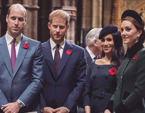 Принцот Хари се скрал со својот брат и тоа поради сопругата Меган Маркл!