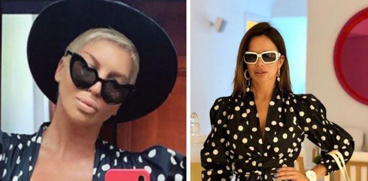 Јелена Карлеуша и Северина во иста модна комбинација – на која подобро и стои?