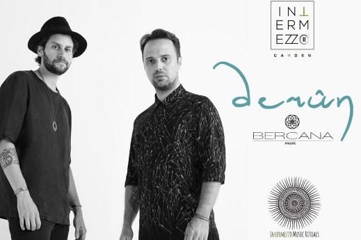 "DERUN MUSIC во склоп на Intermezzo Music Rituals – незаборавна скопска журка по рецепт на оние од ""Скорпиос"" на Миконос!"