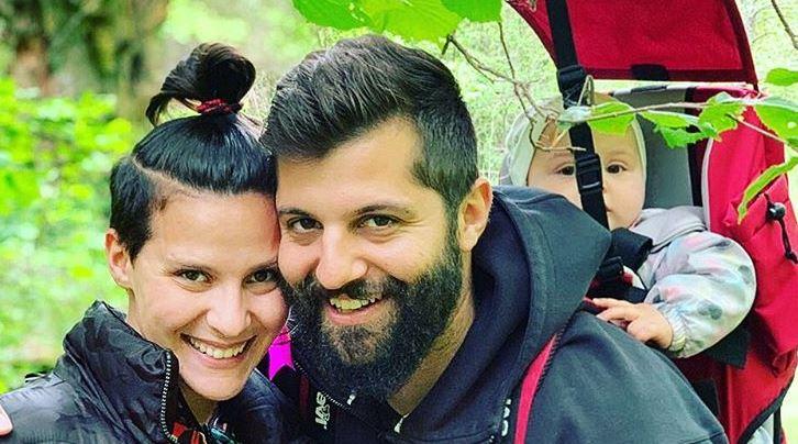 Забава за најмалата: Вака изгледаше прославата за првиот роденден на ќеркичката на Сара Мејс и Димитар Атанасовски