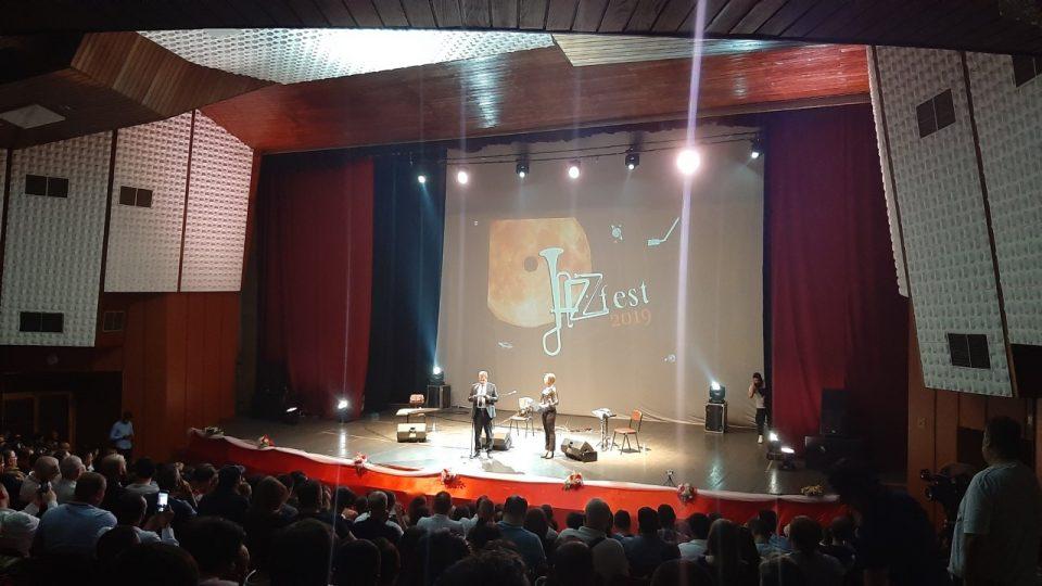 """Трио Таксим од Истанбул го отвори четвртото издание на """"Џез фест"""" во Тетово (ВИДЕО)"""