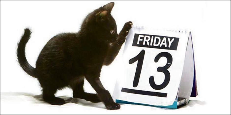 Зошто се смета петок 13-ти за несреќен ден?