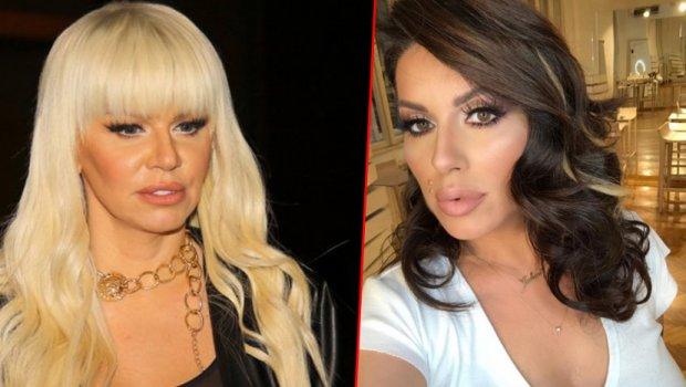 """Сека Алексиќ и Дара Бубамара постигнаа договор: Двете пејачки ги закопаа """"воените секири""""?"""