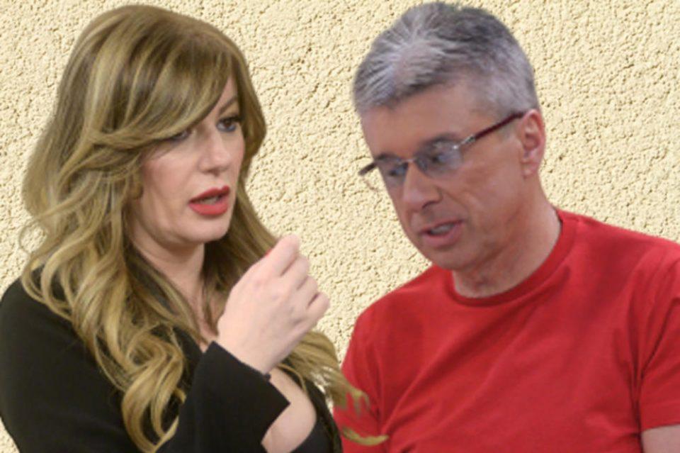 """""""Слушај ти """"женетино"""", седни кога ќе ти кажам"""": Паднаа тешки навреди меѓу Вики и Поповиќ: """"Ти си неписмен"""""""