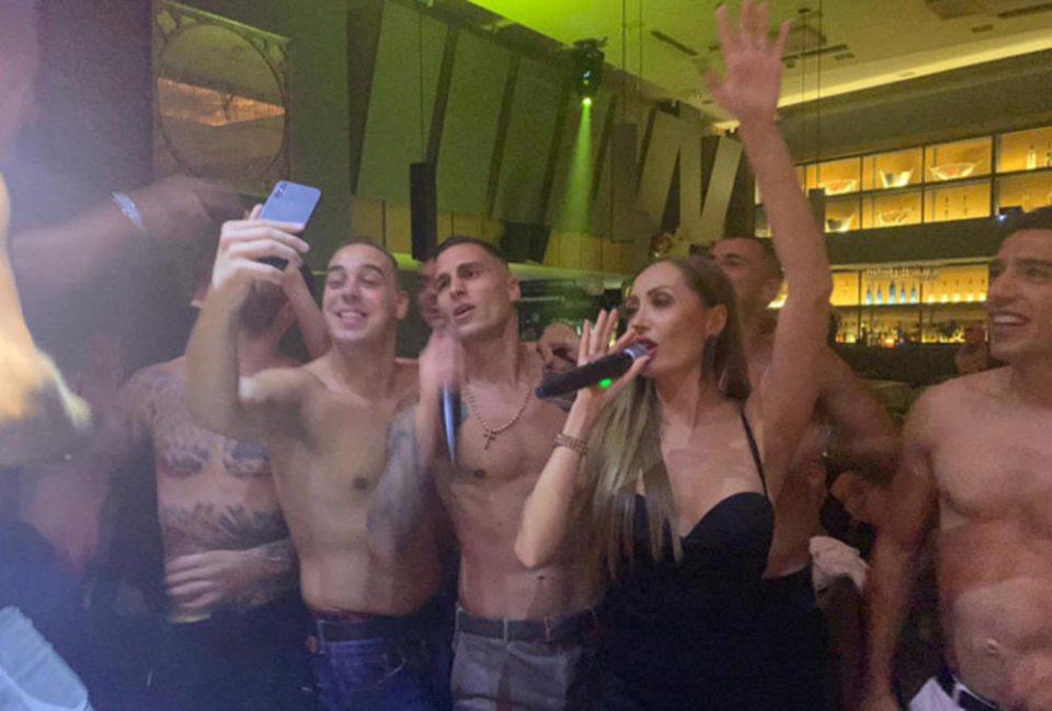 Врањеш славеше роденден во Атина, а Цеца му пееше на гала прославата (ФОТО+ВИДЕО)