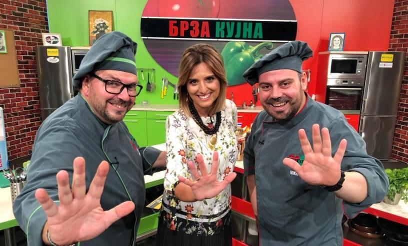 """Марк и Никола сменети од """"Брза кујна"""": Ова се новите шефови во популарното  кулинарско шоу (фото) – Вистина.мк"""